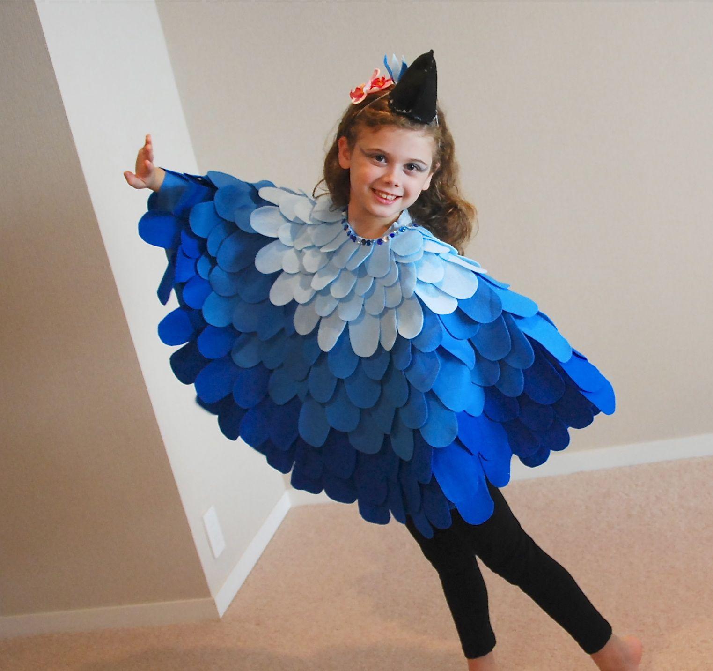 Карнавальный костюм своими руками из бумаги