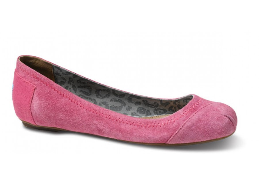 36b0bc69dee1 Ballet Flats for a Cause