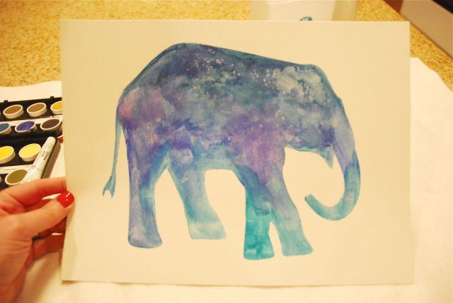 paintedelephant