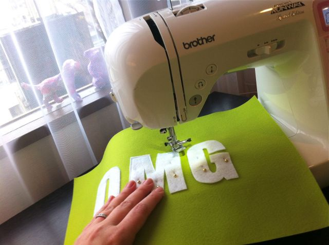machinestitching