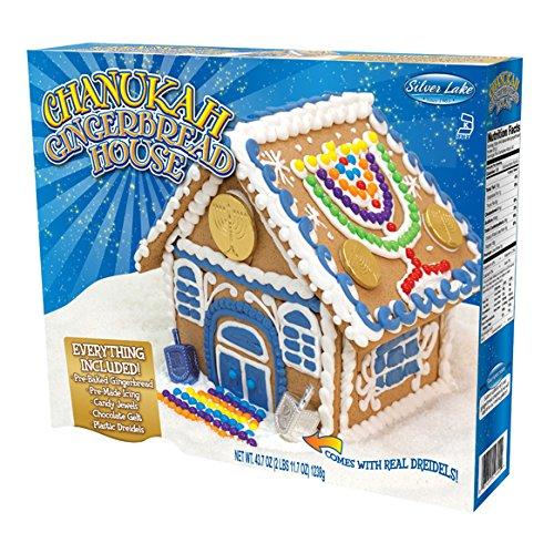 Hanukkah House Felt So Cute