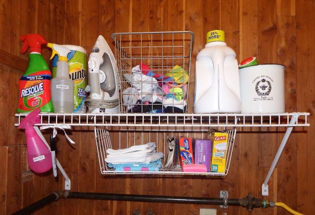 laundryshelf