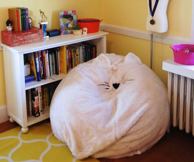 kittybeanbag